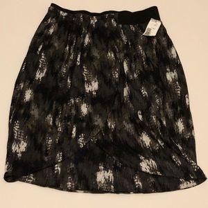 Silence + Noise Skirt Size M